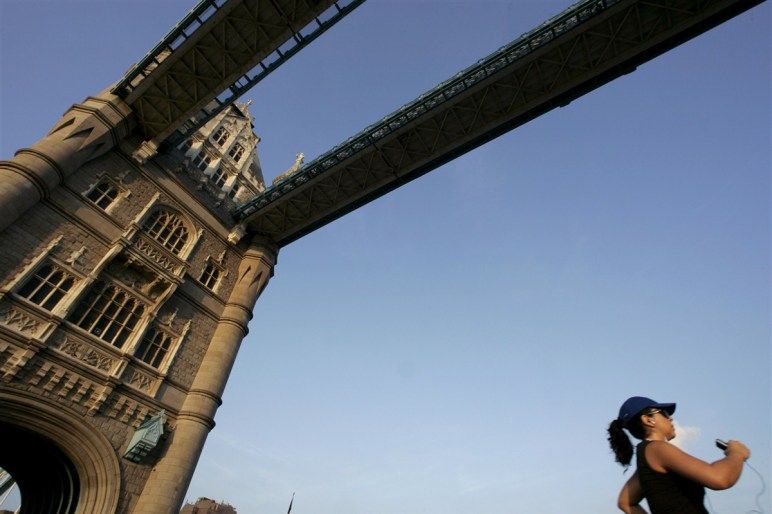 Parcours running londres