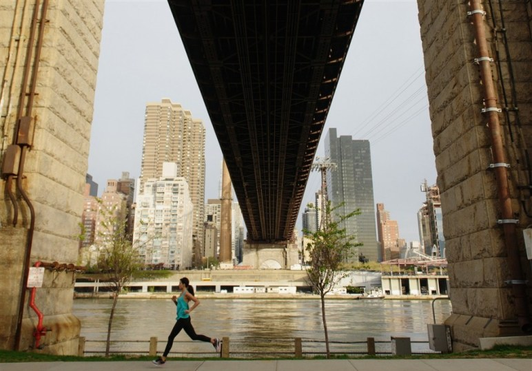 Parcours running new york