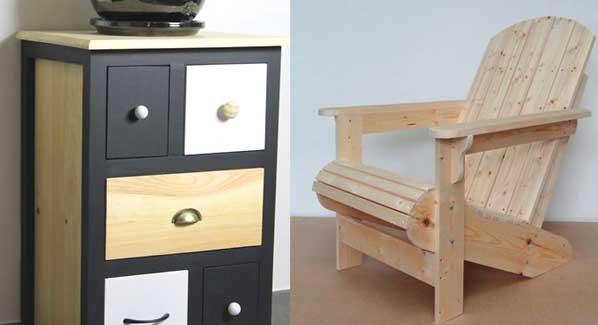 bricolage un atelier en ligne pour fabriquer ses meubles