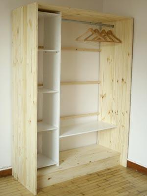 comment fabriquer une armoire pas cher