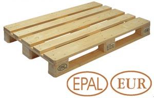 palette EUR EPAL