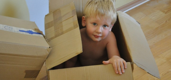 Child Boy Game Package Box Kid  - vikvarga / Pixabay