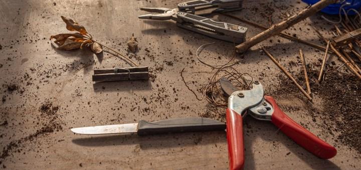 Gardening Work Table Tool  - AndreasGoellner / Pixabay
