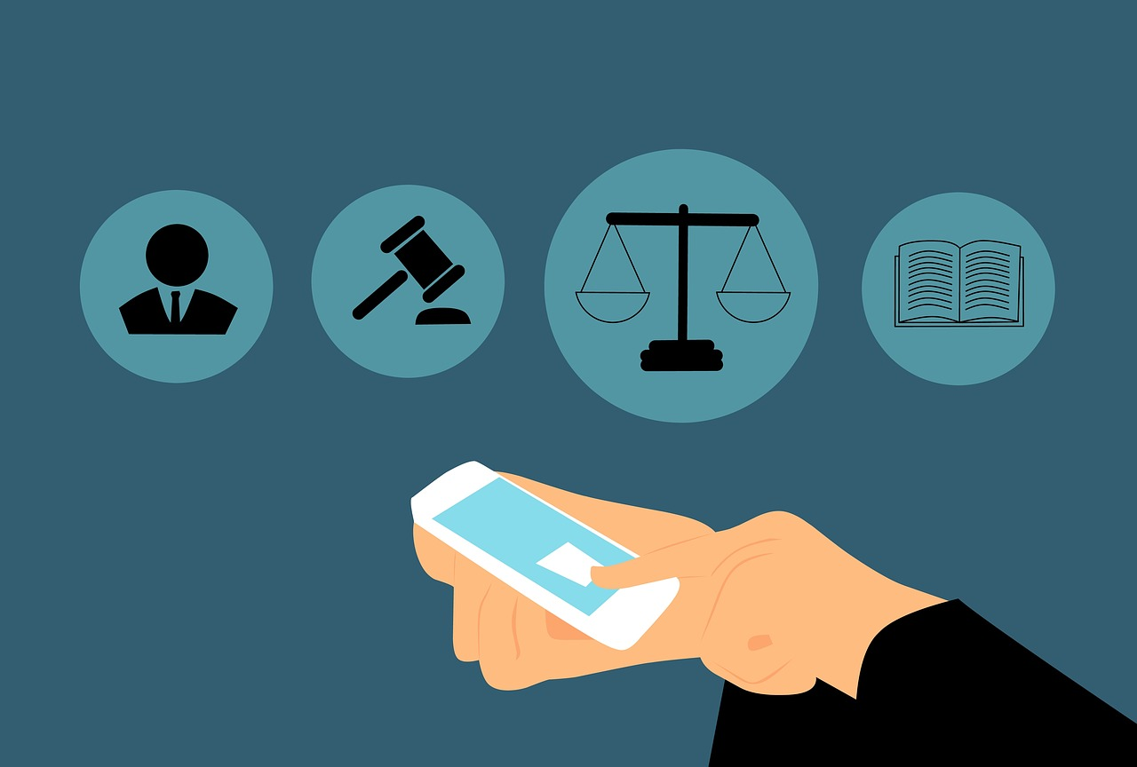 Labor Law Lawyer Legal Technology  - mohamed_hassan / Pixabay