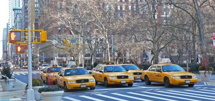 Nyc New York Taxi America Symbol  - DaKub / Pixabay