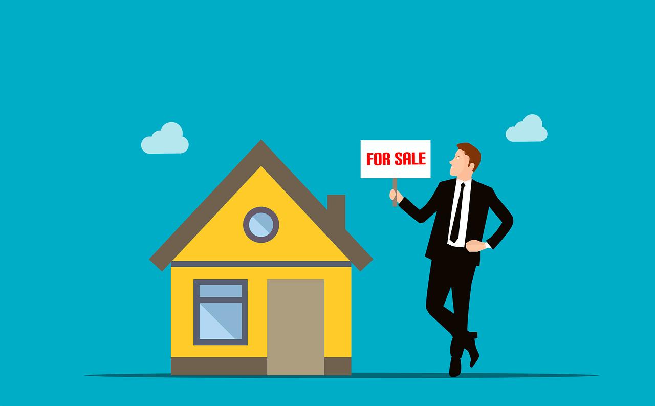Realtor Business House Sign Sale  - mohamed_hassan / Pixabay