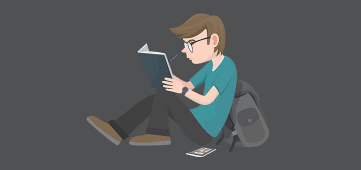 Student Boy Studying School  - jmexclusives / Pixabay