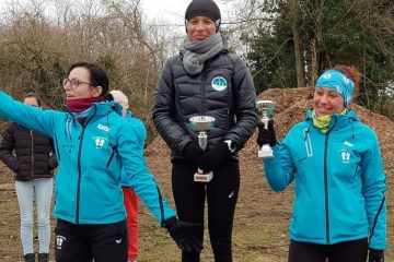 Résultat cross d'Eppeville du 6/01/2019