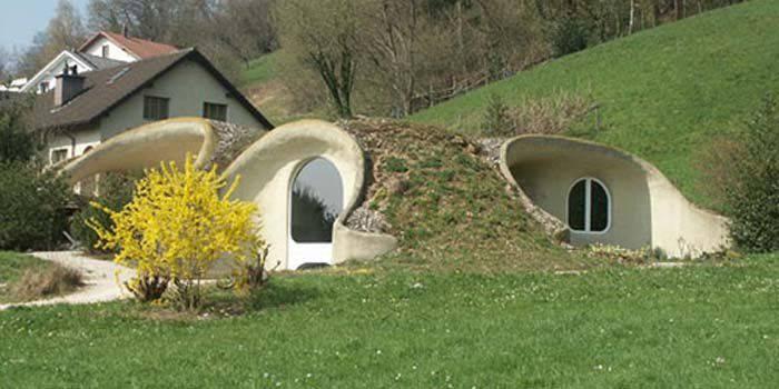 Dcouvrez La Maison Bioclimatique Enterre 10 000 Euros
