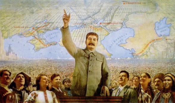 Resultado de imagen de representantes del realismo soviético