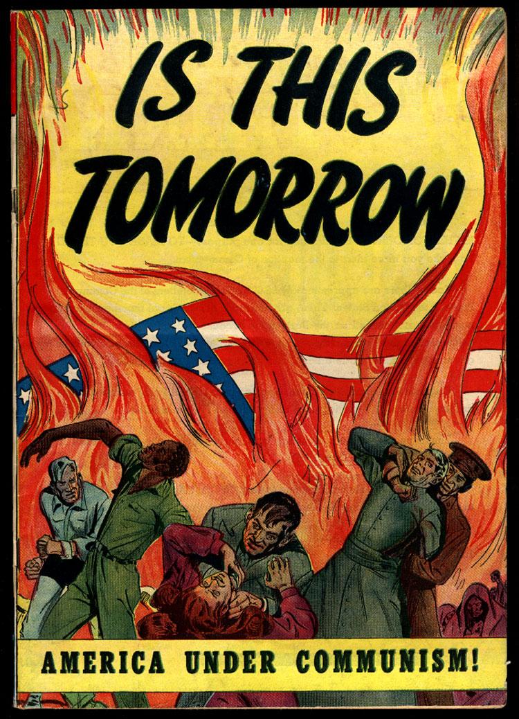 komunistička opasnost