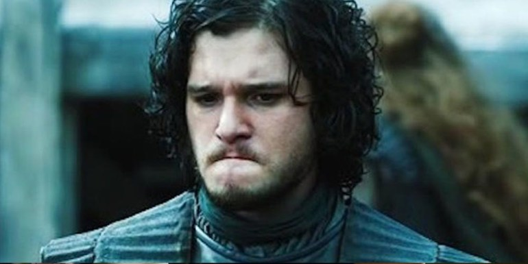 Kit Harington lloró cuando leyó el episodio final de Game of Thrones