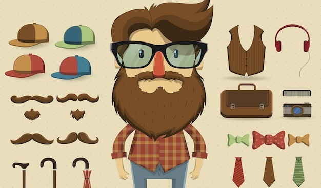 Test Hipster Anatomy: ¿Eres un hipster?