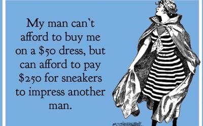 Men Trying to Impress Men…WTF?
