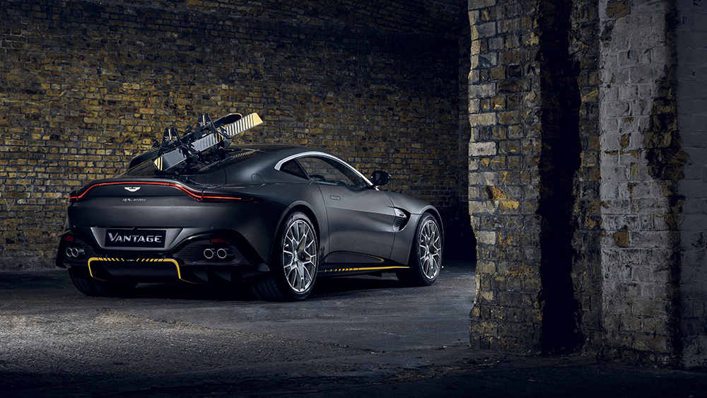 Gallery for new cars wallpapers and images. You Can Thank Q For Aston Martin S New James Bond Car Esquire Middle East