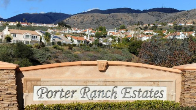 Porter Ranch – Before And After The Methane Leak