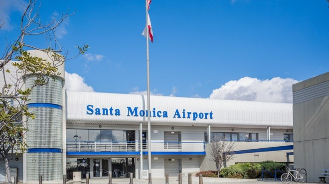 Santa Monica Airport To Close In 2028