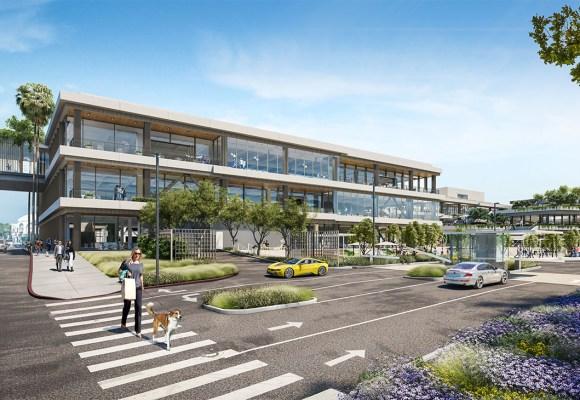 Google To Take Over Almost 600k Square Feet At Westside Pavilion