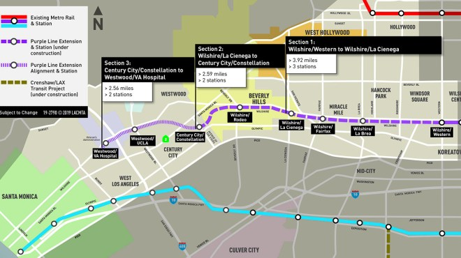 Metro Purple Line Extension Coming Soon(ish)