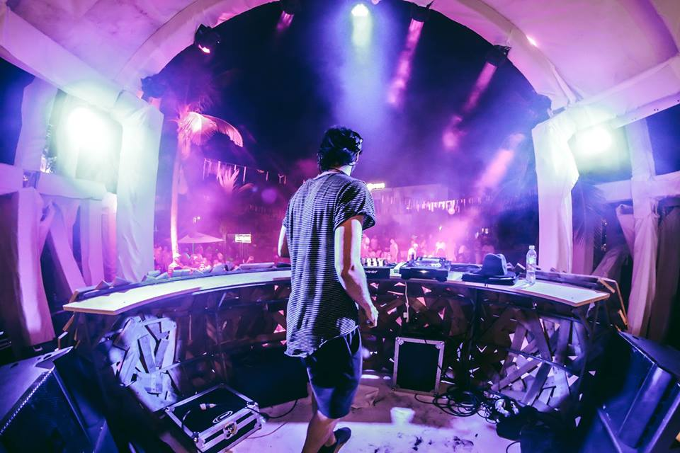 Set de DJ Gonzo