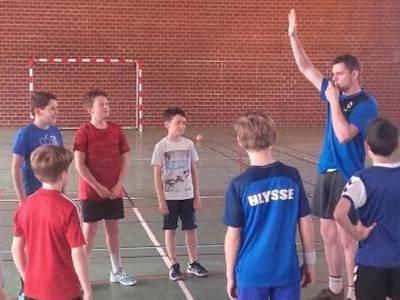 Les jeunes handballeurs futurs dirigeants ?