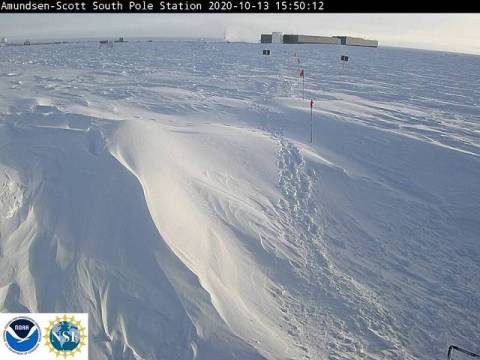 Most Recent South Pole Image