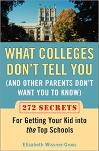 What colleges don't tell you book cover