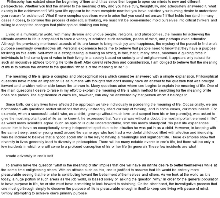 Essay on Pediatrician