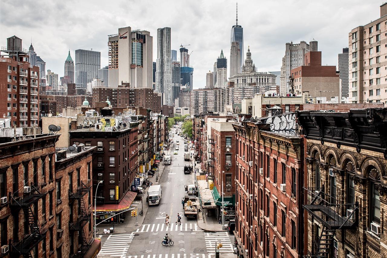 Example Essay On My Favorite City New York
