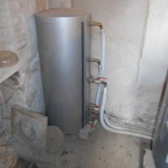 Bollitore impianto riscaldamento