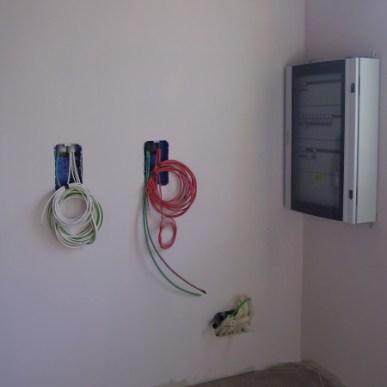 Contatore elettrico, collegamenti elettrici