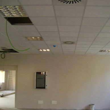 Contatore, illuminazione, trattamento aria
