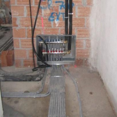 Distribuzione - idrica - pavimento