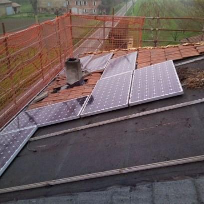 Impianto fotovoltaico 3kw