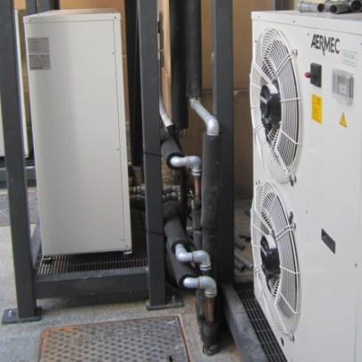Motori impianto di climatizzazione e trattamento aria