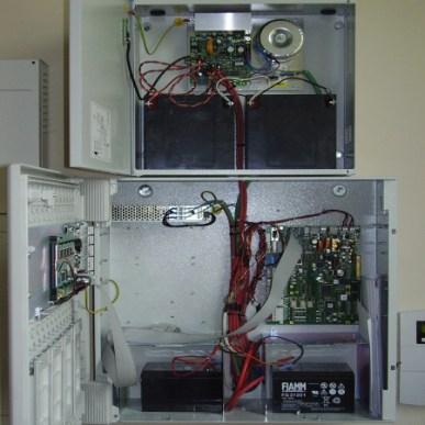 cablaggio, collegamento elettrico