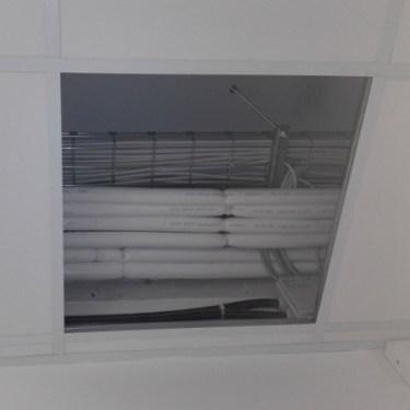 collegamenti impianto climatizzazione elettroventilazione