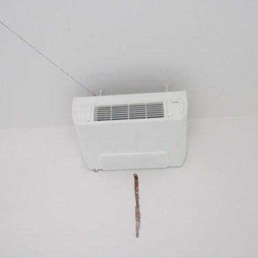 impianto climatizzazione industriale