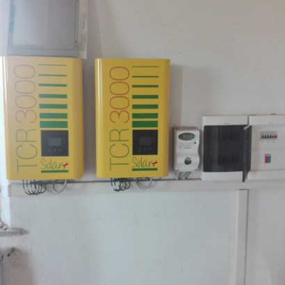 quadro elettrico inverter fotovoltaico