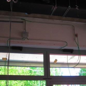 Collegamenti elettrici impianti speciali