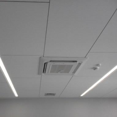 Condizionamento a soffitto