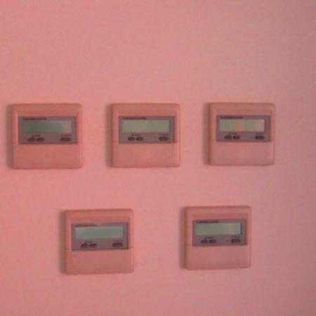 Termostati gestione temperatura