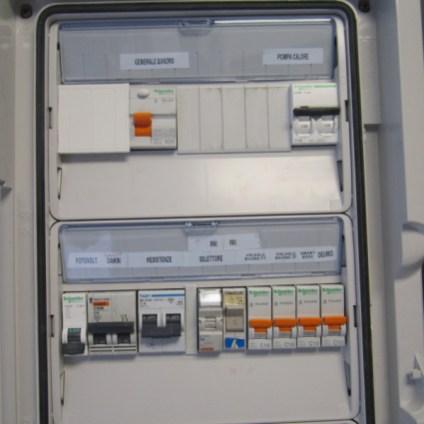 impianto fotovoltaico quadro elettrico