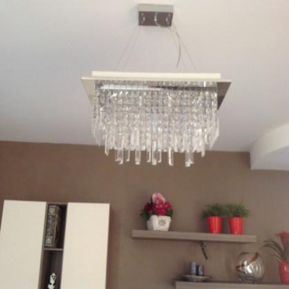 lampadario sala