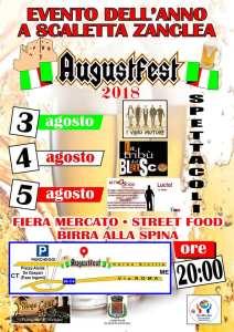 locandina augustfest