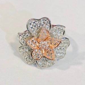 anello floreale