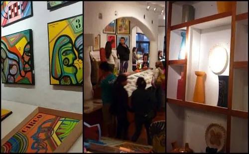 Galeria de arte Casapueblo