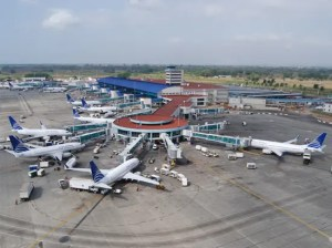 Aeroporto Tucumen - Panamá