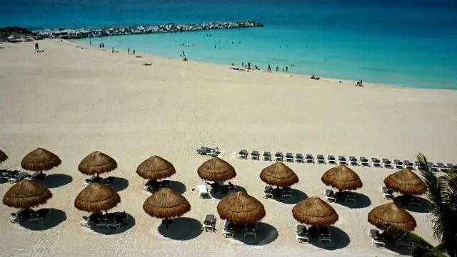 Vista do Hotel Regency Cancún