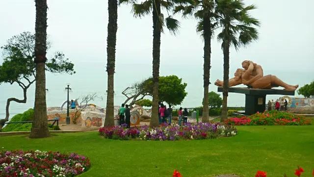 Parque del Amor - Lima